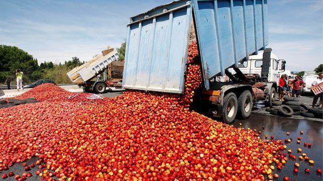 España protesta ante Francia por las acciones contra sus productos agrícolas