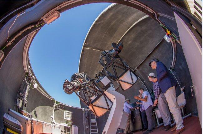 GOTO, un proyecto para detectar contrapartidas ópticas de fuentes de ondas gravitacionales