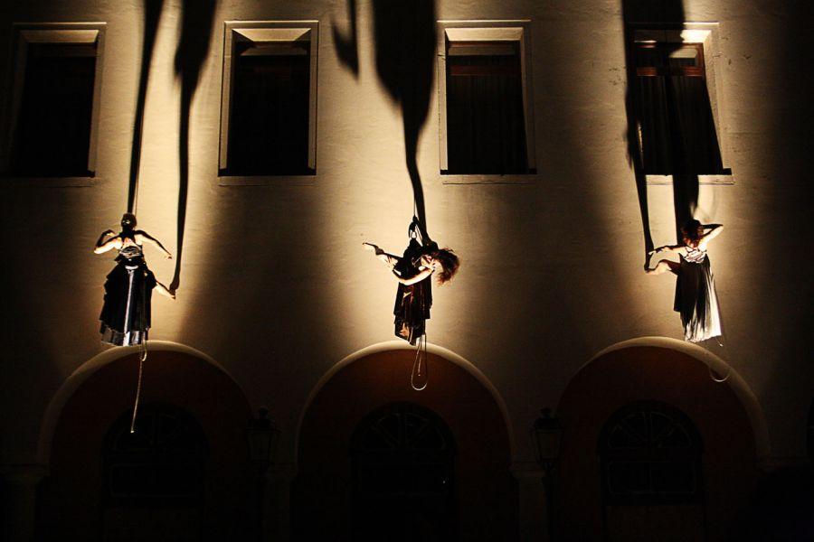 AGENDA: 11 y 18 de agosto, en las murallas del Baluarte de Guadalupe, 'La muralla en danza'