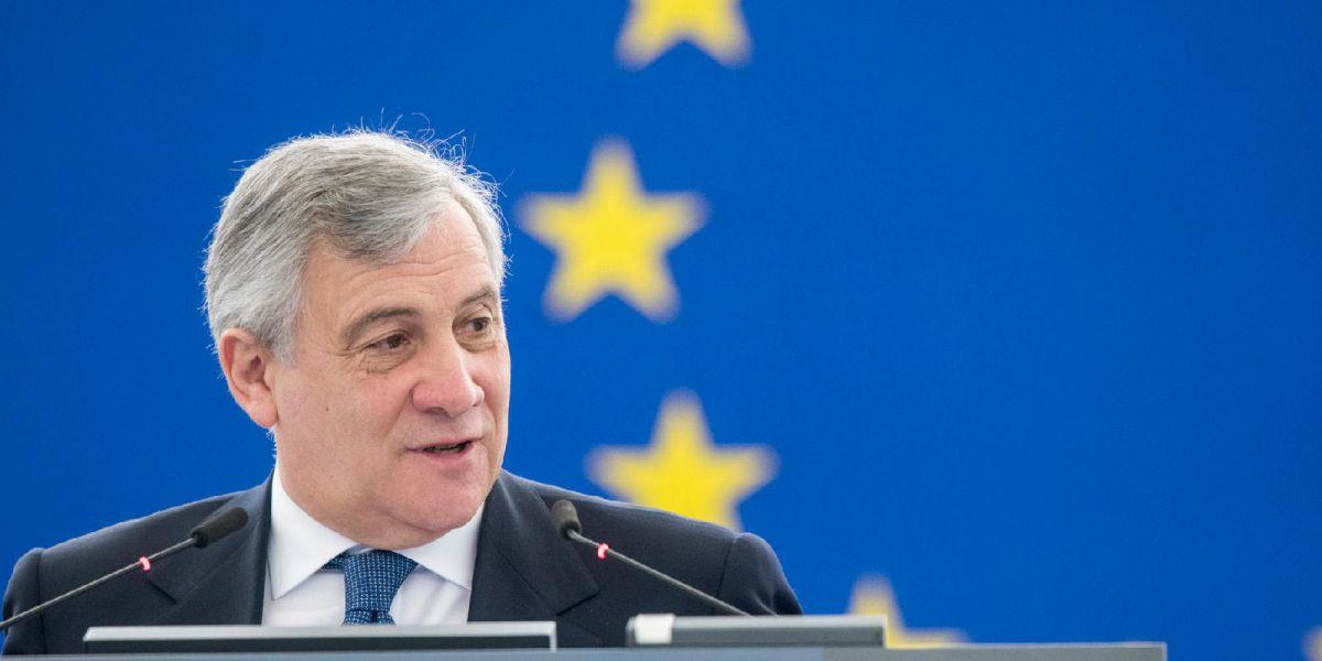 Tajani reitera que la UE debe