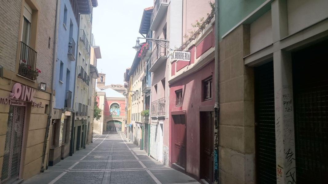 AGENDA: 9 septiembre, en plazas Mañueta y Los Burgos, 'Pim pam ville'