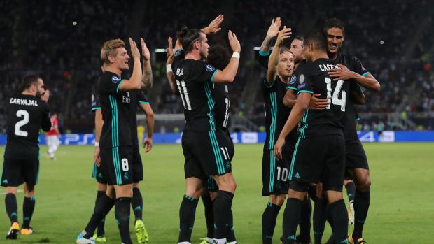 2-1. El Real Madrid conquista su cuarta Supercopa europea
