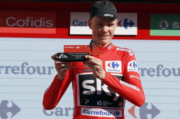 El Giro y la Vuelta guardan cautela ante el positivo de Froome