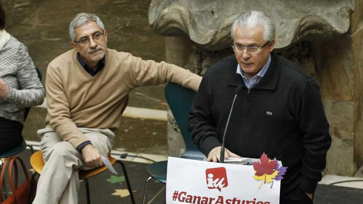 Llamazares y Garzón registran un nuevo partido que podría optar a las elecciones