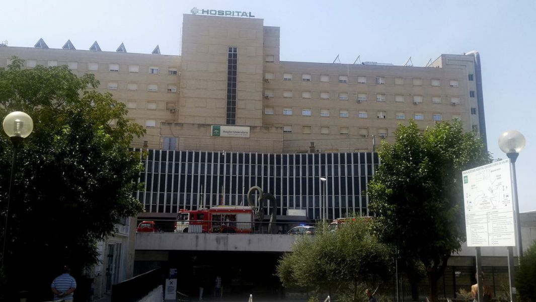 La mujer muerta en el ascensor de un hospital de Sevilla acababa de dar a luz
