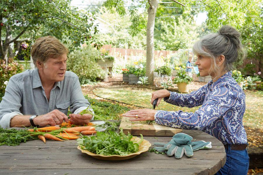 Netflix estrena 'Nosotros en la noche' con Robert Redford y Jane Fonda