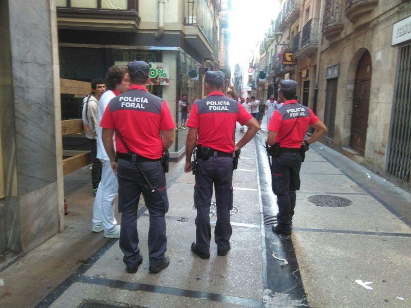EDITORIAL: Policía Foral preparada