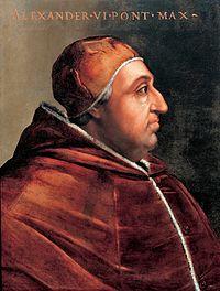 Reivindicando a Alejandro VI: Un gran Papa español