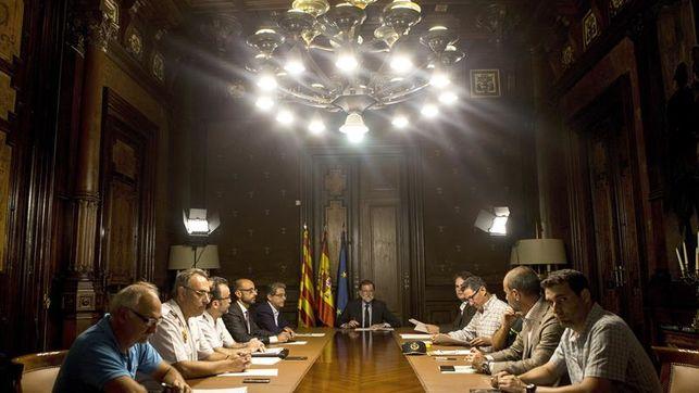 El Gobierno de Navarra participa en Madrid en la cuarta reunión del grupo de trabajo de ayuda a víctimas del terrorismo
