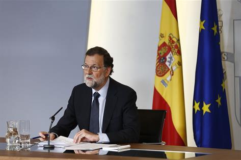 Rajoy anuncia que PGE irán a Consejo de Ministros día 23 y confía aprobarlos