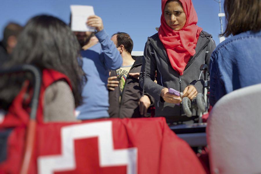 Cruz Roja celebra el Día Internacional de las Víctimas de Desapariciones Forzadas