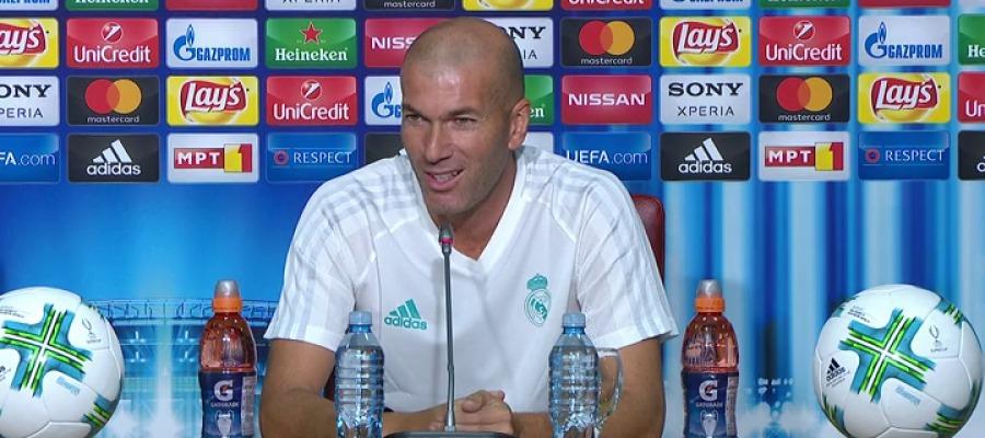"""Zidane: """"No he pedido a Neymar"""""""