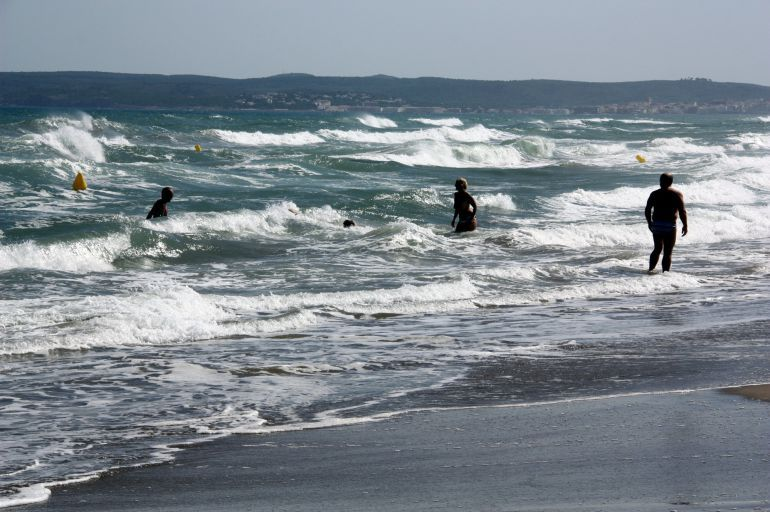El poletileno es el plástico más común en el fondo del Mediterráneo