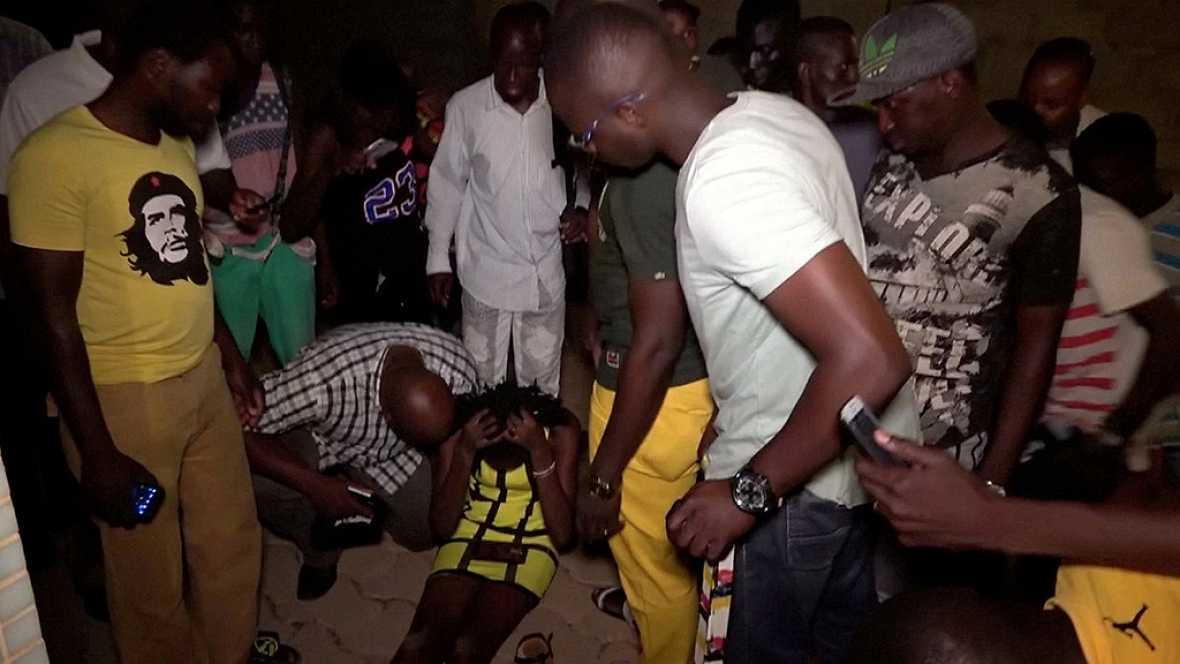 Al menos 17 muertos tras un ataque terrorista en un restaurante en Burkina Faso