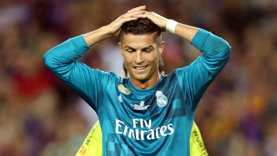 Apelación confirma los 5 partidos a Cristiano, que tilda de una