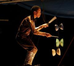 AGENDA: 15 de agosto, en la Ciudadela, espectáculo 'The rise of the full moon'