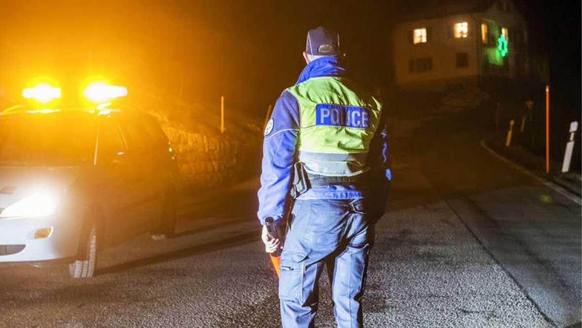 La Policía suiza encuentra con vida a la joven española desaparecida tras sufrir un accidente