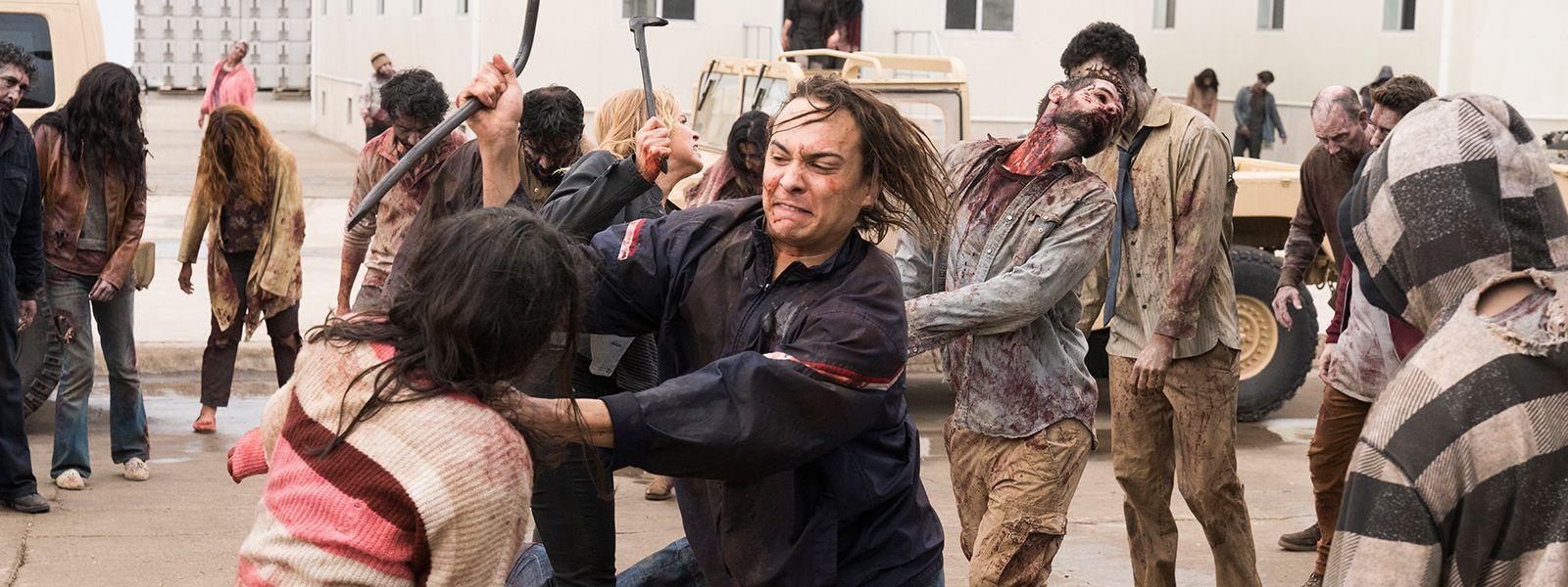 """Regresa """"Fear The Walking Dead"""" con tramas que no son """"mera fantasía"""""""