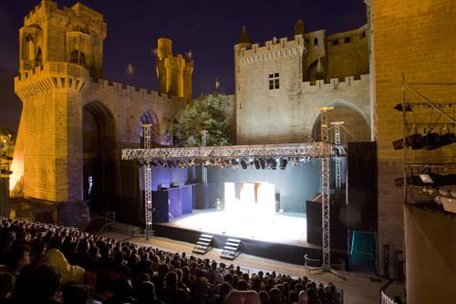 Música, danza flamenca y teatro de clásicos europeos protagonizan el tramo final del Festival de Olite