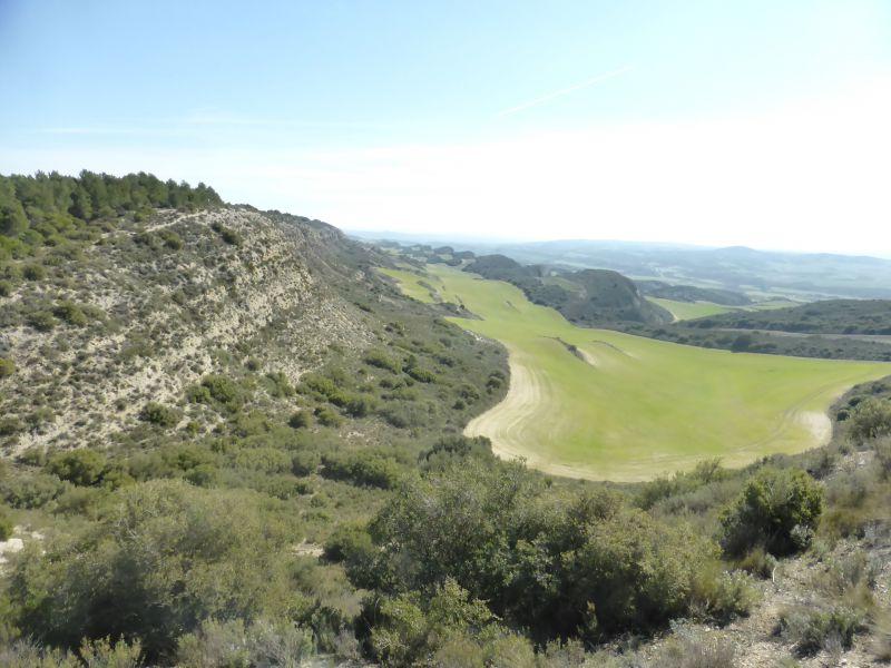 """""""Yesos de la Ribera Estellesa"""", designado como Zona Especial de Conservación"""
