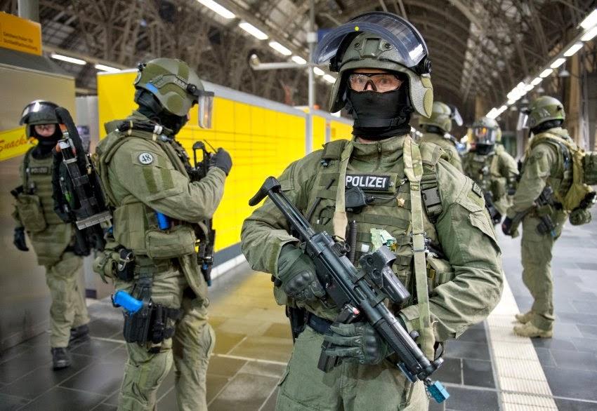 Alemania crea una unidad policial de coordinación en caso de grandes atentados