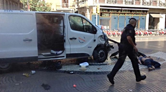 Colau y los Mossos declinaron poner bolardos en zonas clave para evitar atentados