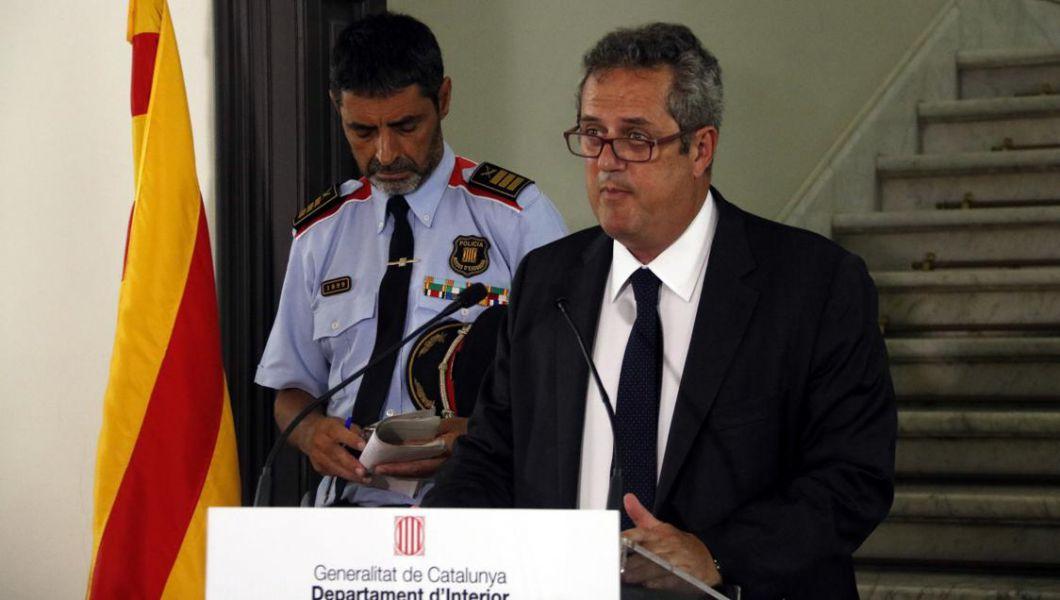 """La Generalidad no detendrá el 1-O y dice que los Mossos darán prioridad a la """"convivencia"""""""
