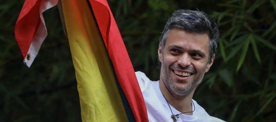 Leopoldo López pide preparar un acuerdo para un gobierno de unión en Venezuela