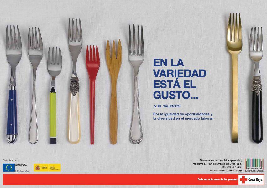 """Cruz Roja difunde """"En la variedad está el gusto…¡Y el talento! para las Fiestas del Puy de Estella"""