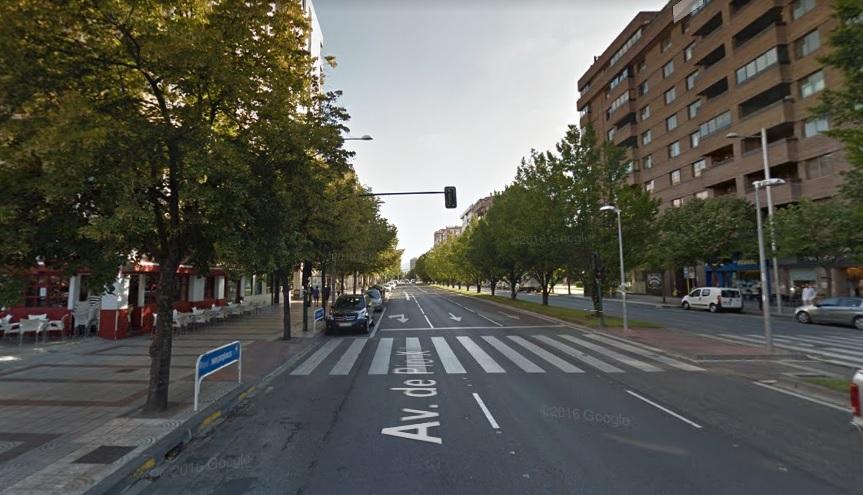 Presentado el documento de proceso de información y consulta para la pamplonesa avenida de Pio XII