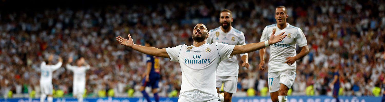 Real Madrid - Dortmund, Barcelona - Juventus, Atlético-Chelsea y Sevilla Liverpool
