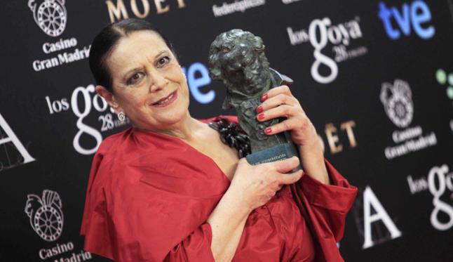 Muere la actriz Terele Pávez a los 78 años