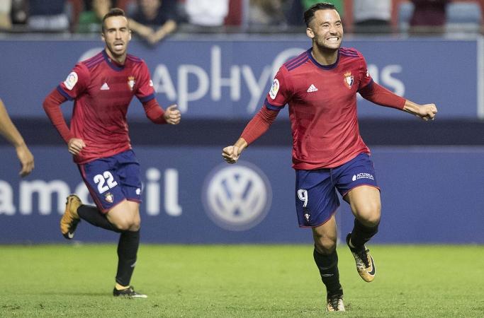 3-2: Osasuna tira de épica para seguir vivo en la Copa