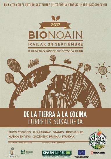 Pamplona celebra la feria de la ecología y la sostenibilidad BIONOAIN