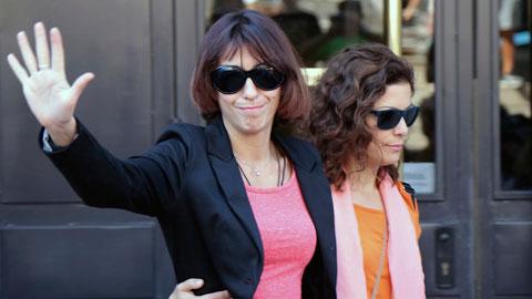 La juez pide a Juana Rivas y a Francesco Arcuri que no hagan pública la vida de sus hijos