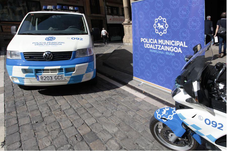El SIPNA FEPOL denuncia al jefe de la Policía Municipal de Pamplona