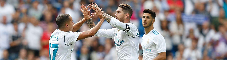 1-1. El Levante castiga el exceso de confianza del Real Madrid