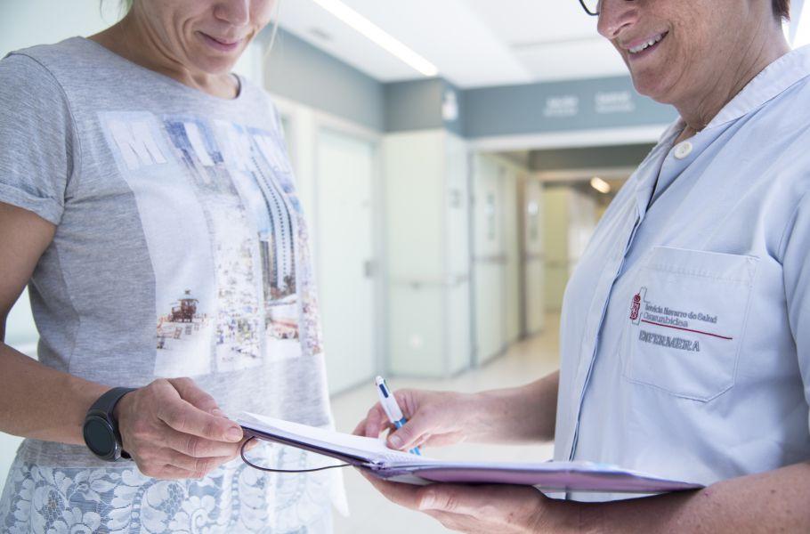 Salud convoca un concurso-oposición de Enfermería para marzo de 2018