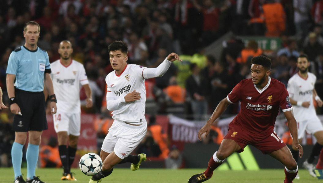 2-2. El Sevilla sale vivo de Anfield y arranca un empate ante el Liverpool
