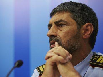 La Audiencia Nacional imputa a Trapero, mayor de los Mossos, por sedición y le cita para el viernes
