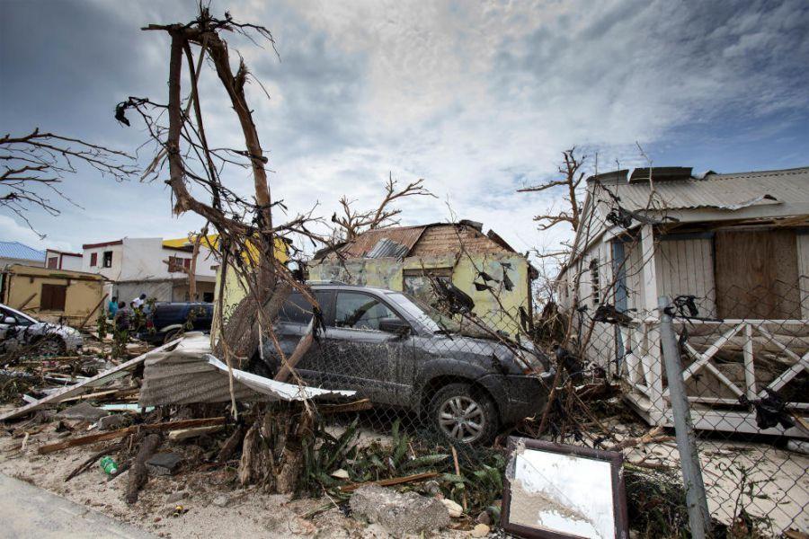 Vacaciones bañadas por Irma: miles de turistas españoles varados en Cuba
