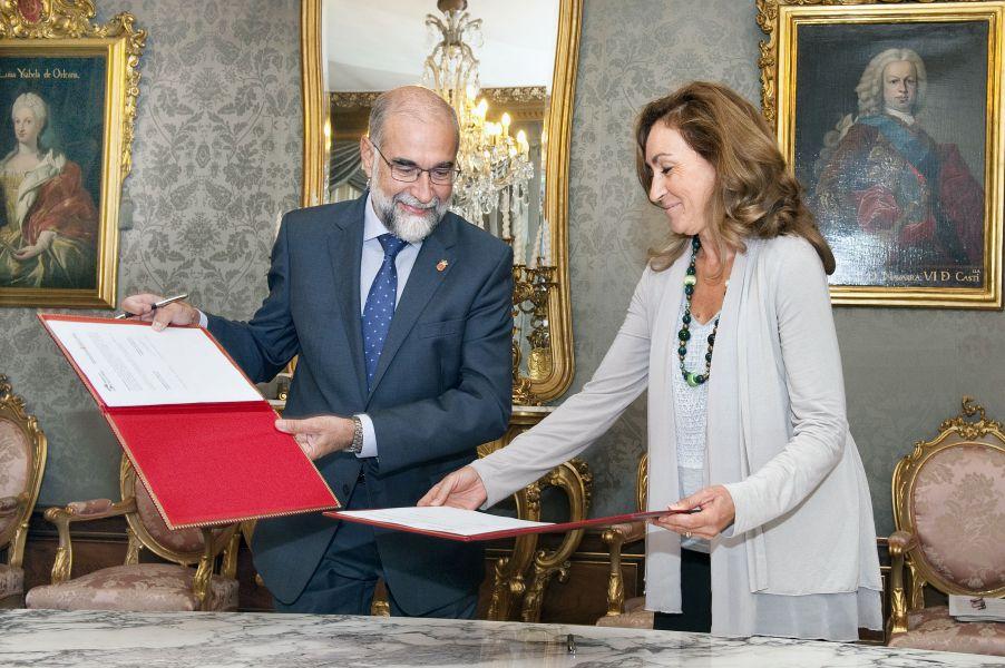 La Rioja y Navarra amplían su convenio de colaboración en atención sanitaria