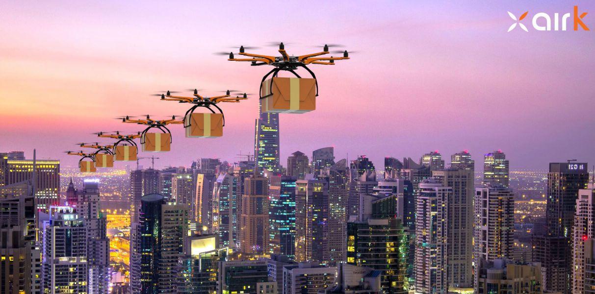Drones y seguridad: un sinfín de aplicaciones