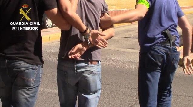 La Guardia Civil detiene a 4 personas por un crimen ocurrido hace 13 años en Cádiz