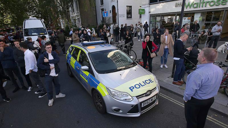 Un hombre de 18 años detenido en relación con el atentado en el metro de Londres