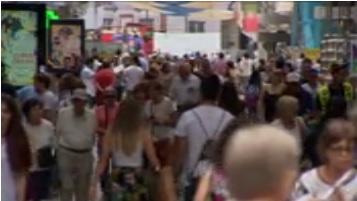 Navarra cerró junio con 641.345 habitantes, un 0,15 % más