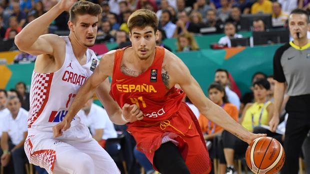 73-79: España vence a Croacia y se garantiza el primer puesto de su grupo rumbo a octavos