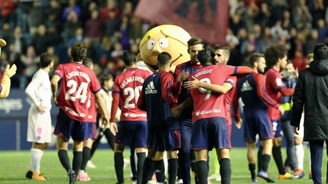 Osasuna defiende el liderato ante el Albacete de Martín