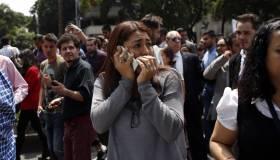 Vídeo-noticia: Así tembló Méjico durante el terremoto