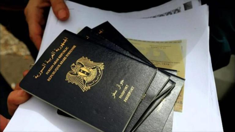 Estado Islámico tiene en su poder 11.000 pasaportes sirios en blanco, según